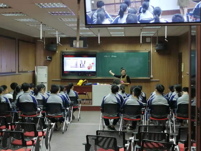 2019年温州市教育局直属中职学校班会优质课评比活动在我校顺利召开